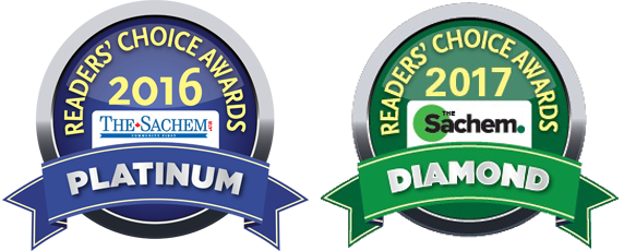 Reader's Choice Awards 2016 Platinum and 2017 Diamond